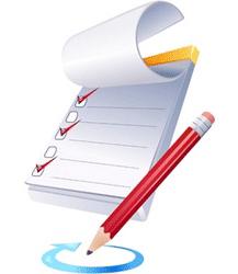 как хорошо писать статьи блокнот