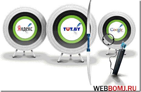 позиции сайта в поисковых системах